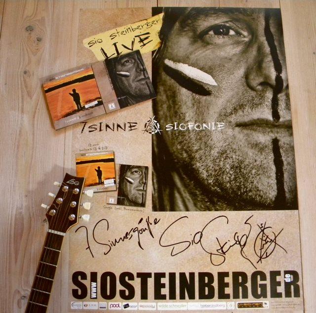 Sio Steinberger Plakat